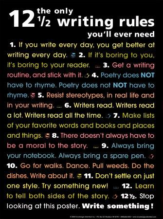 Need to write a