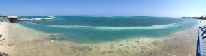 Belize panorama